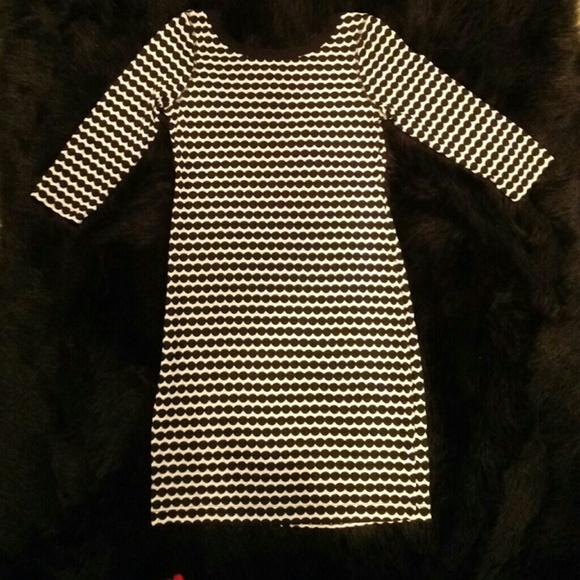 Amanda Lane Dresses & Skirts - Black & White dress
